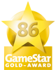 Gamestar gold award